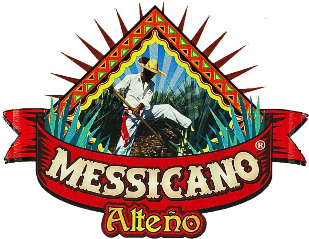 Логотип Messicano Alteno