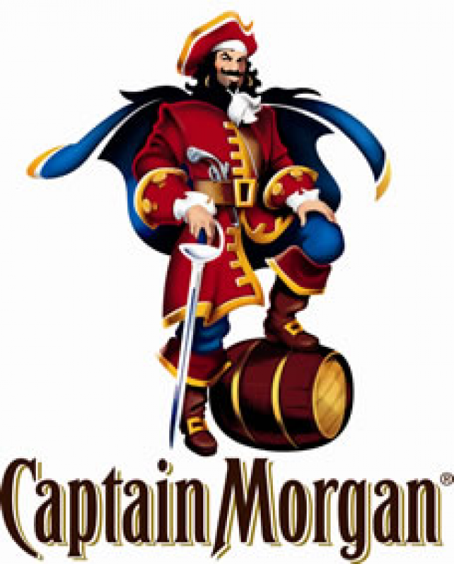 Логотип Captain Morgan