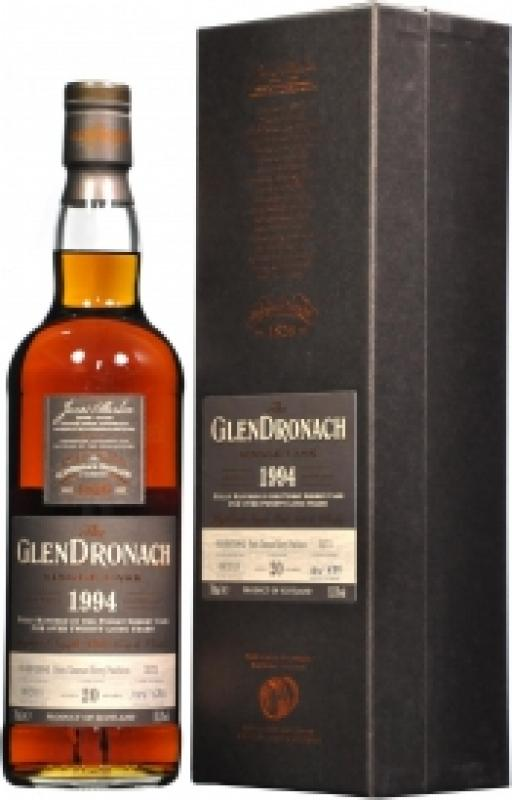 "Glendronach, ""Single Cask"" Pedro Ximenez Sherry Puncheon, 20 Years Old, 1994, gift box"
