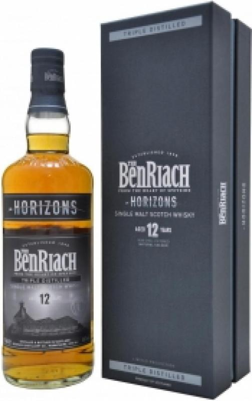 "Benriach, ""Horizons"", 12 years old, gift box"