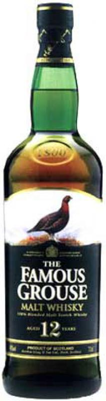 The Famous Grouse Malt Whisky aged 12 years