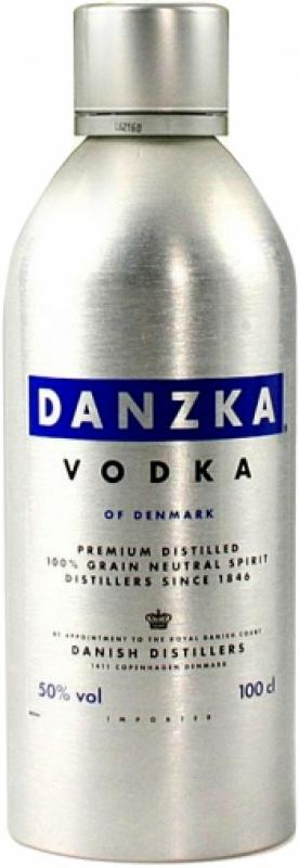 """Danzka"" Blue Label"