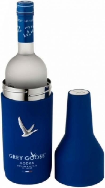 """Grey Goose"", with chiller pack"