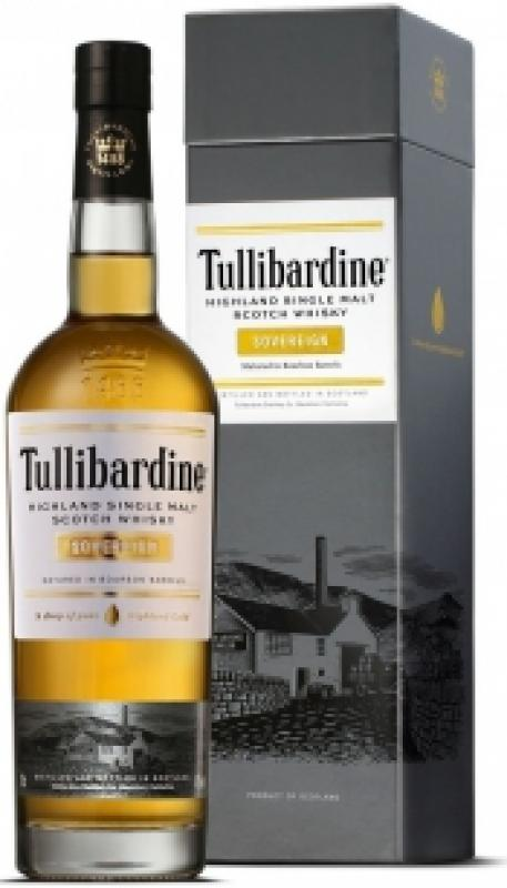 "Tullibardine, ""Sovereign"", gift box"