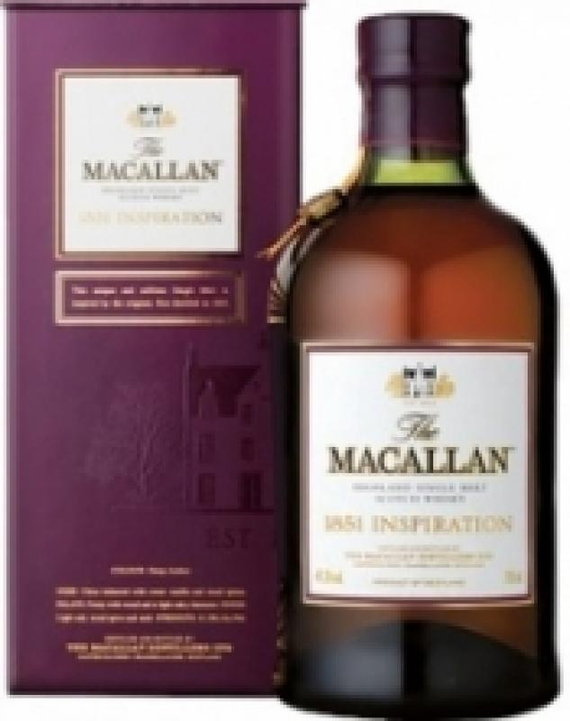 Macallan 1851 Inspiration, with box