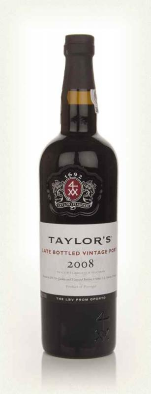 Taylor's, Late Bottled Vintage Port, 2008