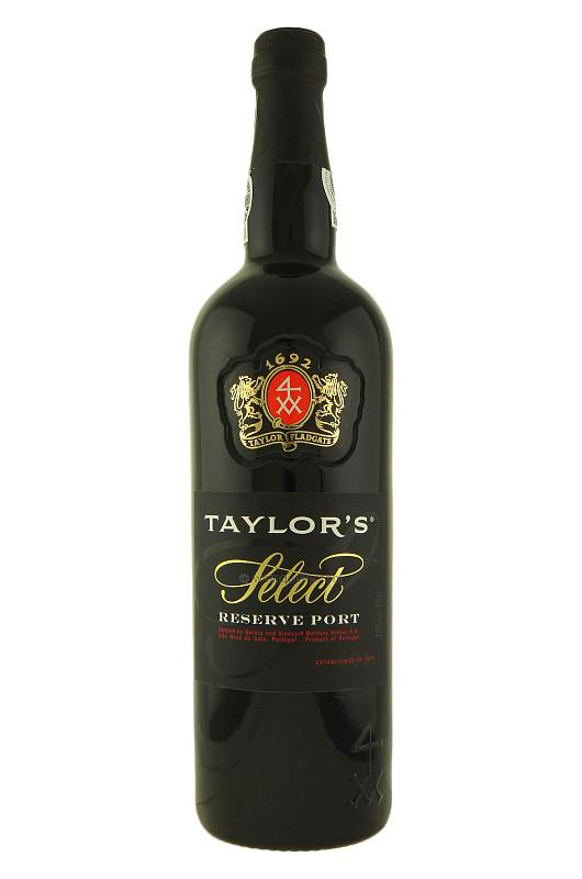 "Taylor's, ""Select"" Reserve Port"