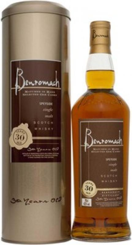 Benromach 30 Years Old, in tube
