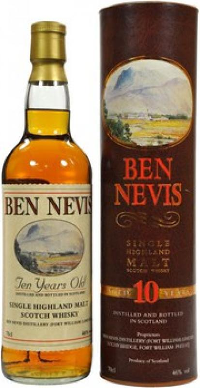 """Ben Nevis"" 10 Years Old, gift box"