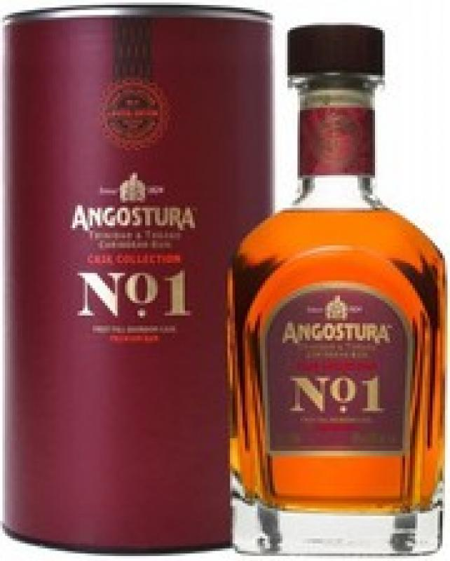 Angostura Cask Collection №1, gift tube