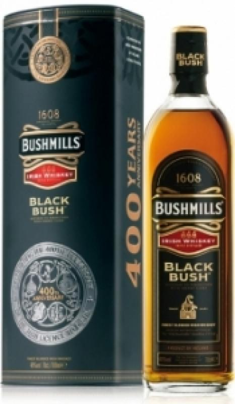 Bushmills Black Bush, with box