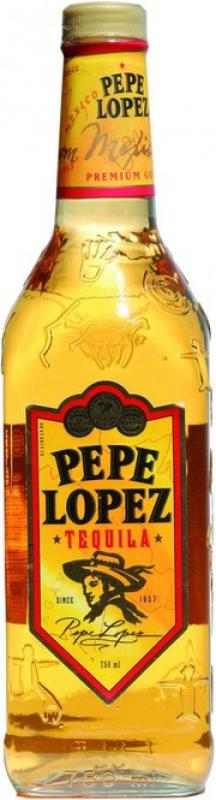 """Pepe Lopez"" Gold"