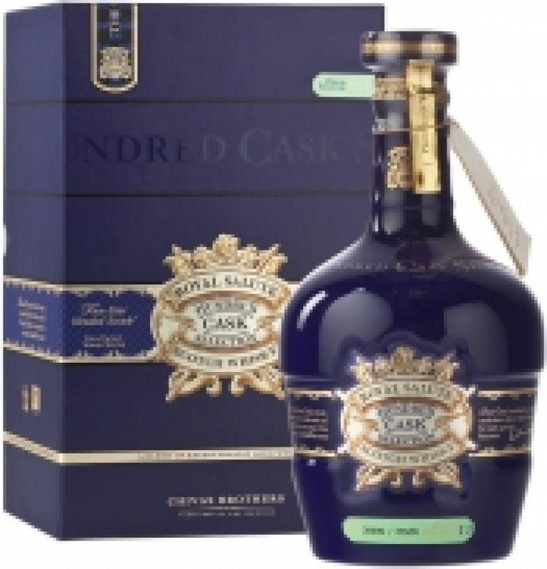"""Royal Salute"" Hundred Cask Selection, gift box"