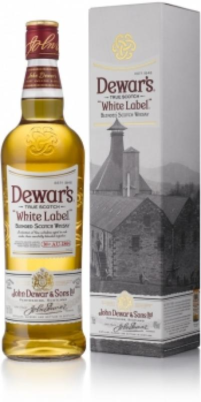 Dewar's White Label, gift box