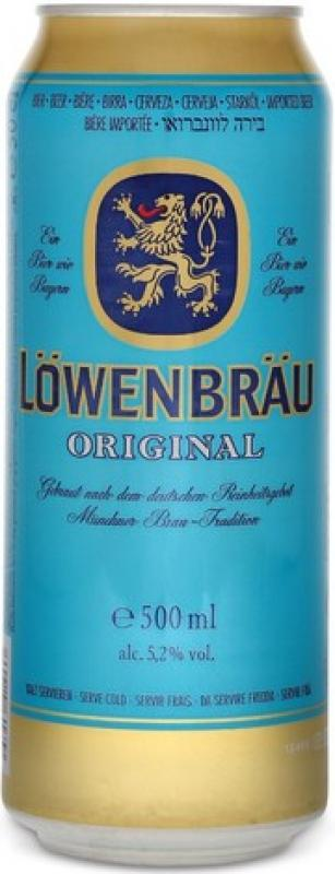 """Lowenbrau"" Original, in can"