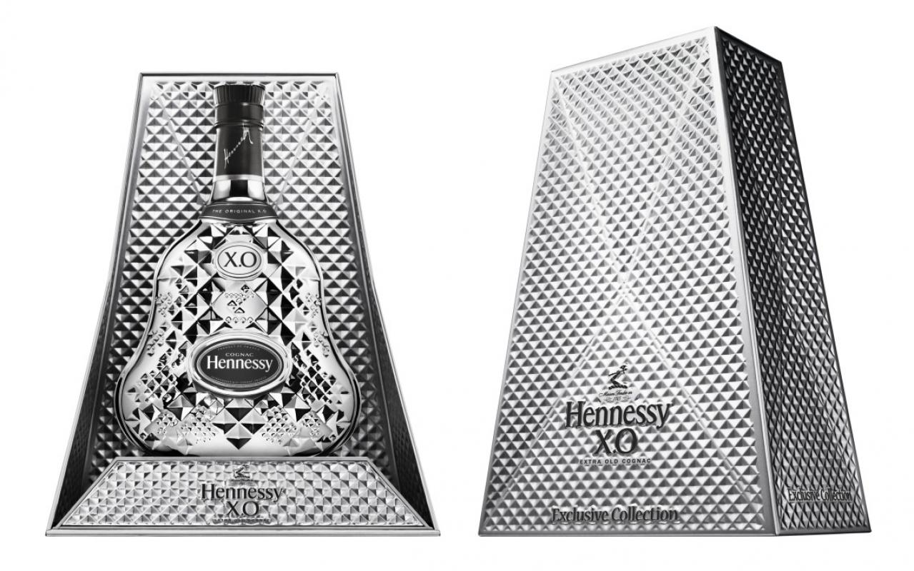 Hennessy X.O. Exclusive with luxurious gift box