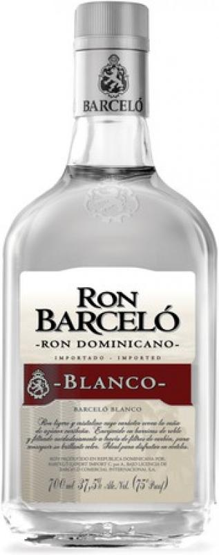 Ron Barcelo, Blanco