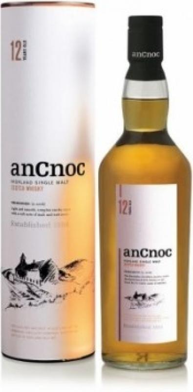 An Cnoc 12 Years Old, gift box