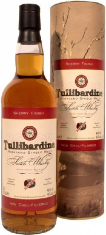 Tullibardine Sherry Finish, in tube