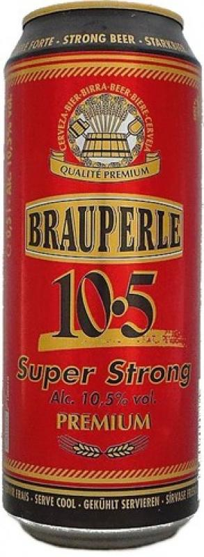 """Brauperle"" Super Strong, in can"