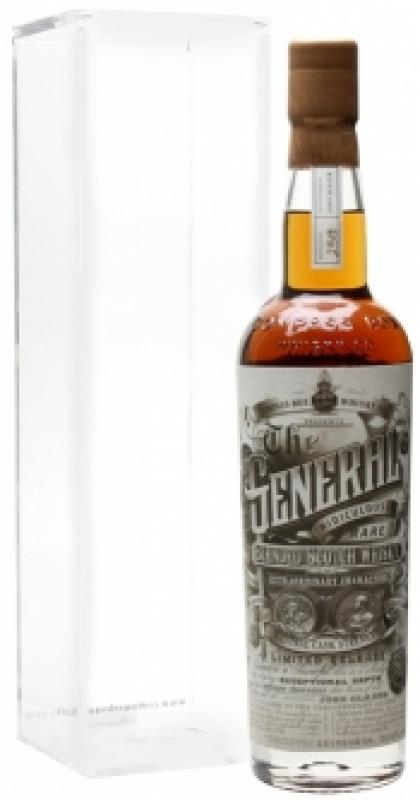 "Compass Box, ""The General"", gift box"
