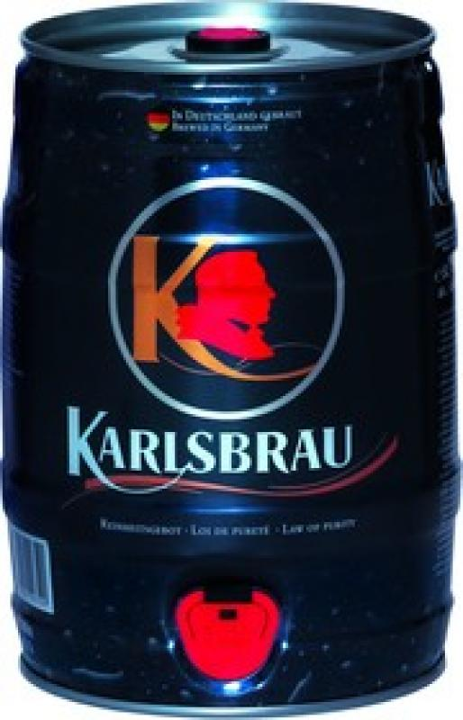 """Karlsbrau"", mini keg"