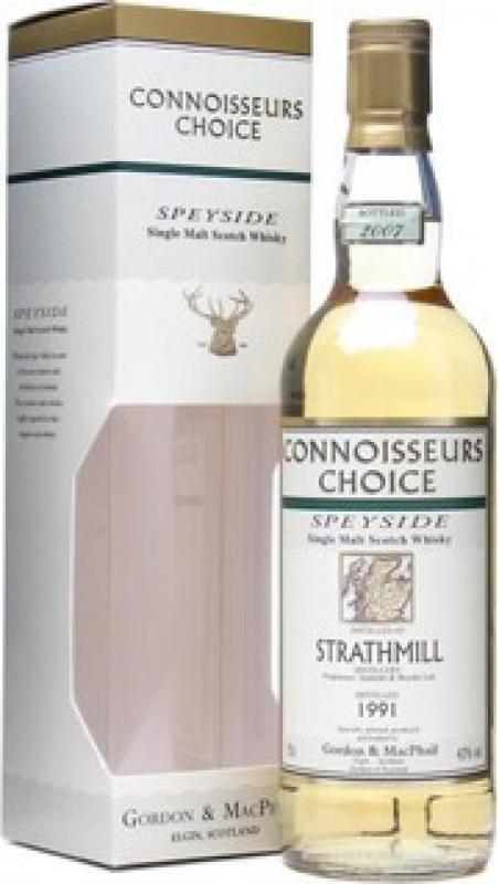 "Strathmill ""Connoisseur's Choice"", 1991, gift box"