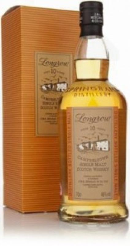 """Longrow"" 10 years old (1995), gift box"
