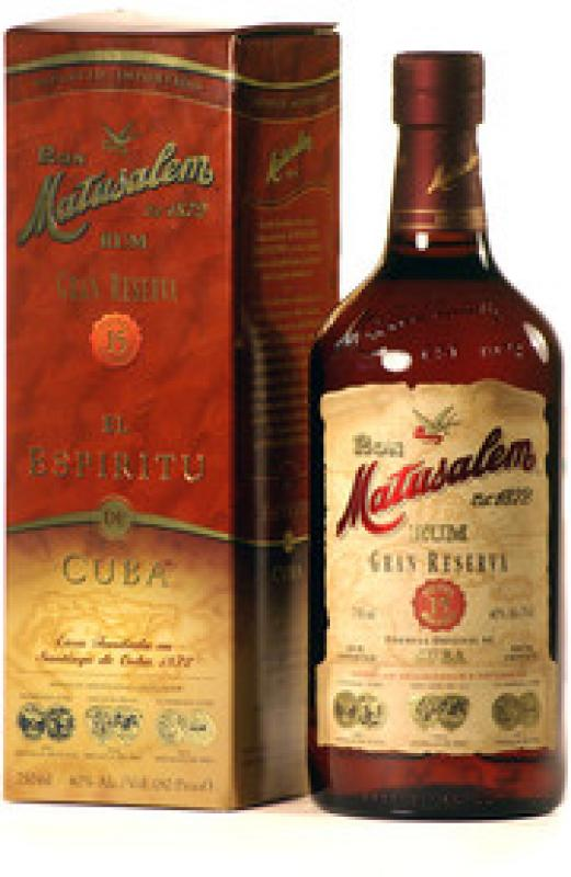 Matusalem Gran Reserva 15 years old, gift box
