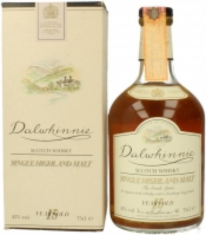 Dalwhinnie Malt 15 years old, with box