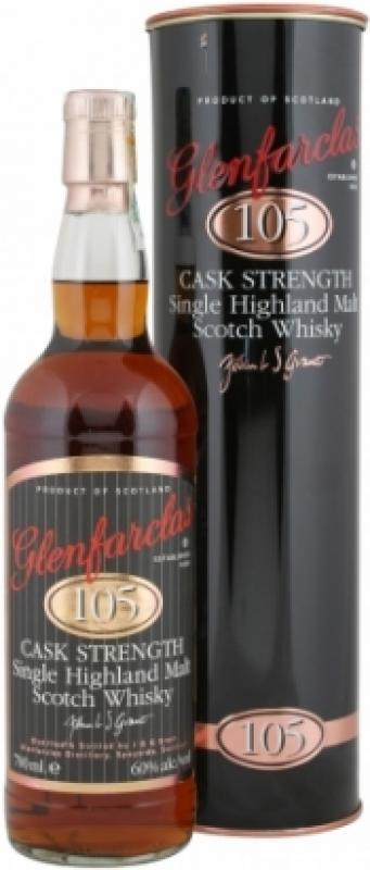 "Glenfarclas ""105"", In Tube"