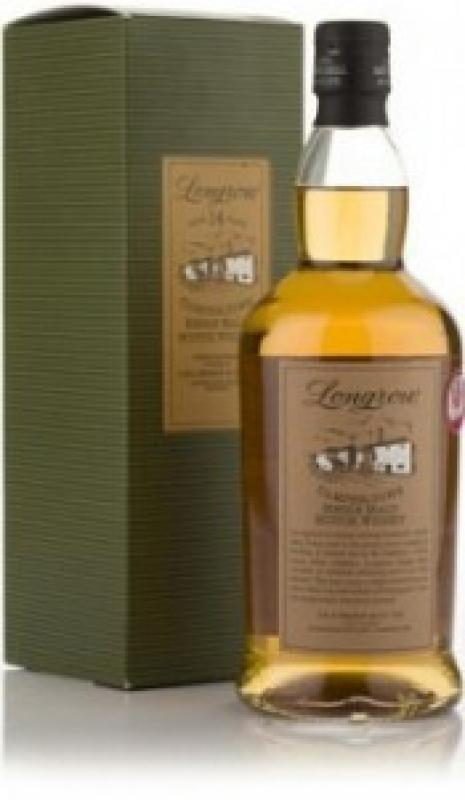 """Longrow"" 14 years old, gift box"