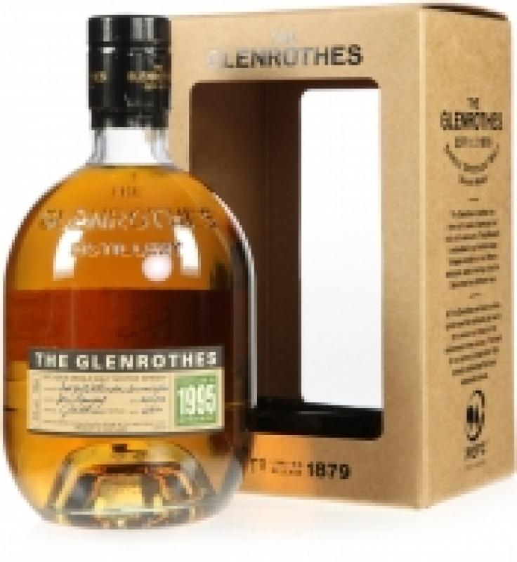 Glenrothes Single Speyside Malt, 1995