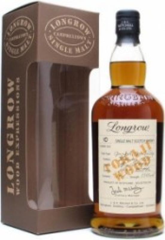 """Longrow"" 10 years old Tokaji Finish, gift box"