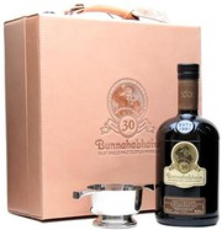 Bunnahabhain Aged 30 years, gift box