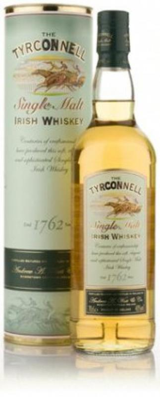 """Tyrconnell"" Irish Whiskey, gift box"
