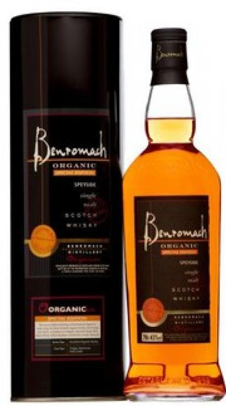 Benromach Organic Special Edition, gift box