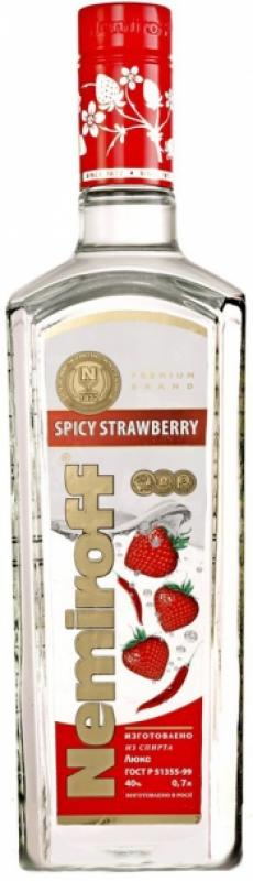 "Nemiroff ""Spicy Strawberry"""
