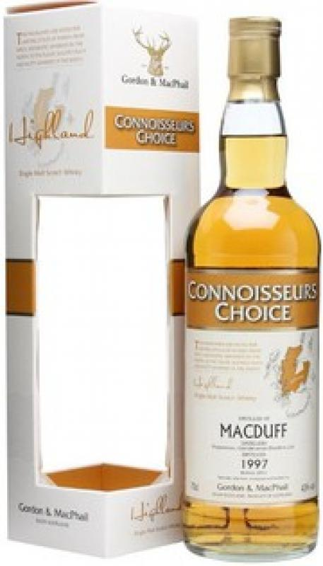 "Macduff ""Connoisseur's Choice"", 1997, gift box"