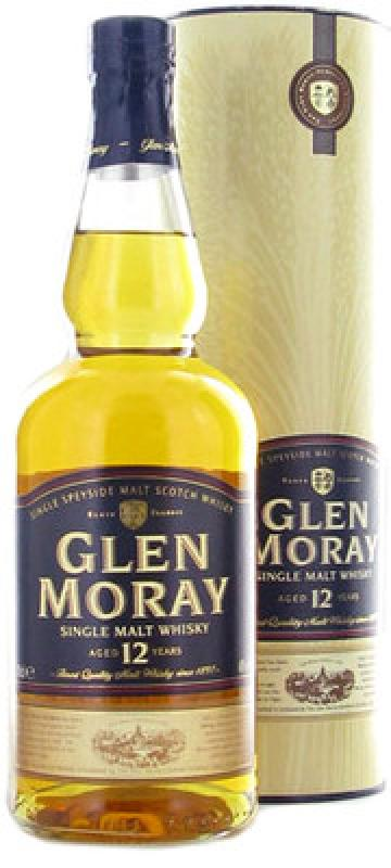 Glen Moray 12 years, in tube