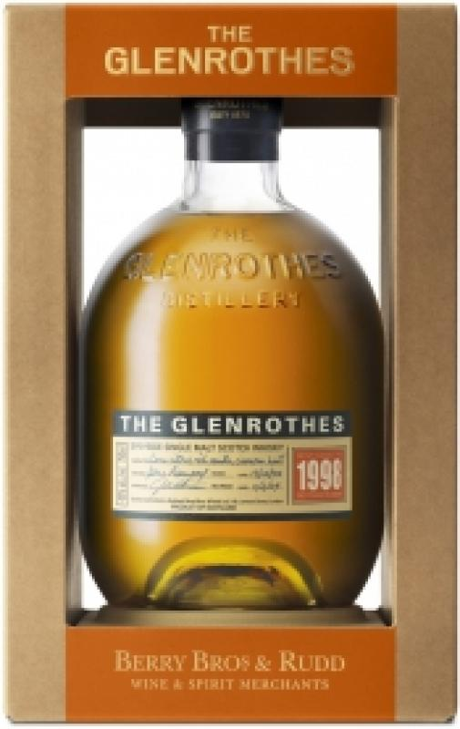 Glenrothes Single Speyside Malt, 1998, gift box,