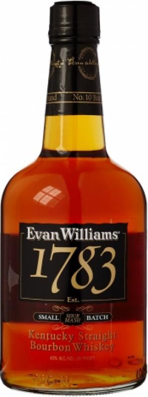 """Evan Williams 1783"""
