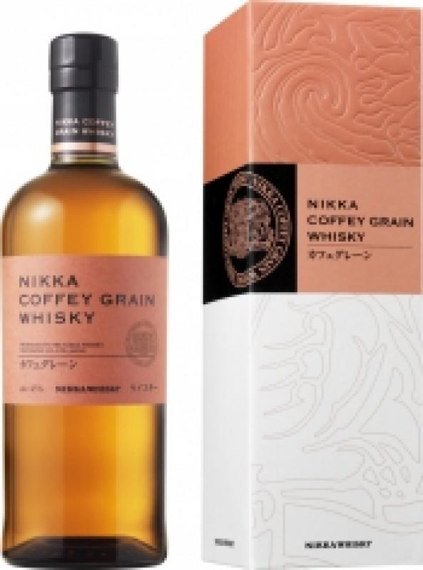 """Nikka"" Coffey Grain, gift box"