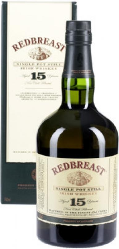 """Redbreast"", 15 years, gift box"