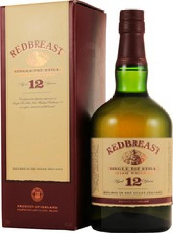 """Redbreast"" 12 years, gift box"