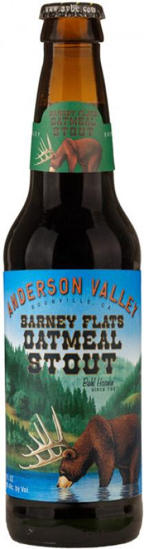 Anderson Valley, Barney Flats Oatmeal Stout