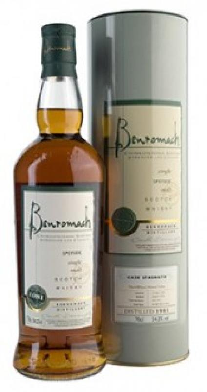 Benromach Cask Strenght 1981