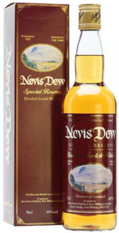 Dew of Ben Nevis, Special Reserve, gift box