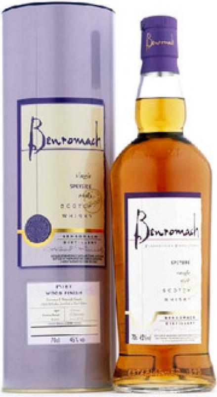 Benromach 28 YO Port Wood Finish, in Tube