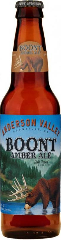 Anderson Valley, Boont Amber Ale